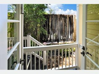Key West house photo - The First House has waterfall off the living room, soothing throughout the day.