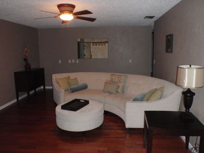 Bradenton villa rental - Family room - view 2