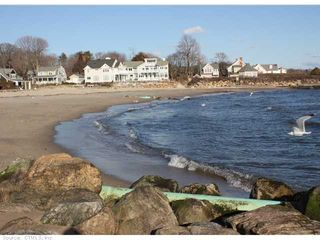 Old Lyme house photo - Beach at Old Lyme shores - off season