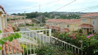 Montego Bay townhome photo - View from unit