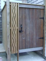 Gayhead - Aquinnah house photo - Outdoor Shower