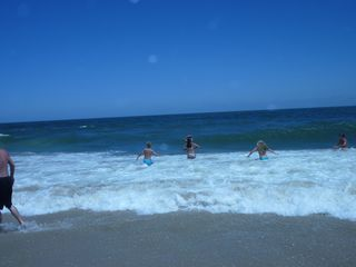 Bel Mare Ocean City condo photo - Get ready to play in the ocean. Top notch life gaurds on duty.