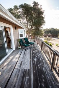 Arroyo Grande chateau / country house rental - Balcony off of Master Bedroom