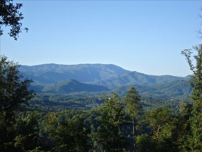 View of the Smokies, Dollywood, Pigeon Forge Strip, Ober Gatlinburg Ski Slope
