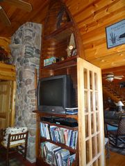 Cedarville cottage photo - tv room picture 2