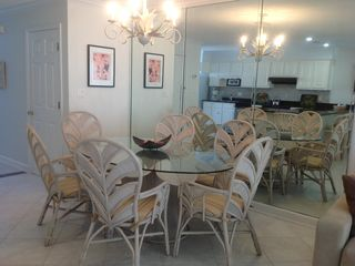 Navarre Beach townhome photo - Dining Room