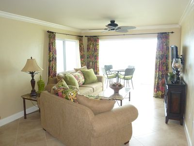 Guests will enjoy 3 flat screen televisions, DVD players and WIFI at the condo.