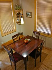 Crested Butte cottage photo - Dinning