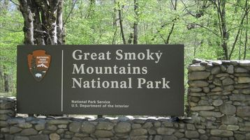 Visit Smoky Mountain Park and the Blue Ridge Parkway nearby