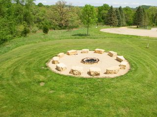Galena house photo - Fire Pit