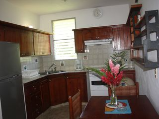 Sosua villa photo - Kitchen
