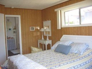 Master bedroom - Lincoln City house vacation rental photo