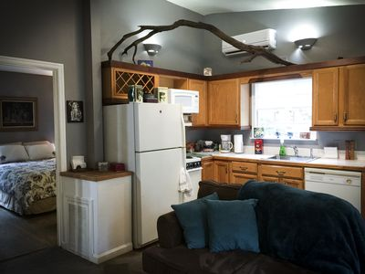 The Susannah - 1 Bd/1BA Furnished Apartment - Near Lake and Bike Trails, Mercer