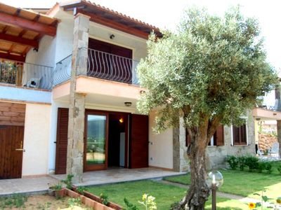 chia home overview 4/5 beds 700 m from the sea