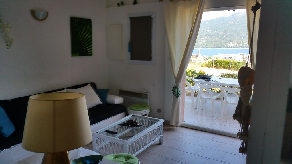 Luxury accommodation Propriano, 40 square meters, recommended by travellers !