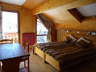 APARTMENTS FOR 8 PEOPLE, SOUTH FACING, renovated in 2014, THREE VALLEYS - LES BALCONS   3