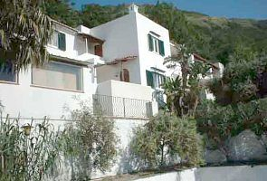 Ischia apartment rental - Villa Roberto