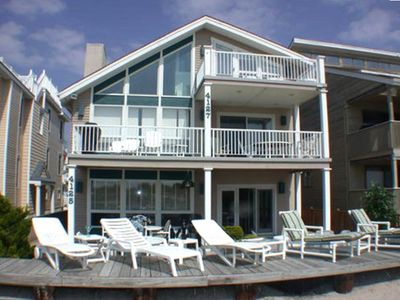 One of the Largest Beachfront Decks on the Island - Perfect for Sunbathing!