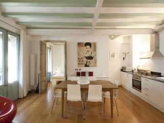 El Raval apartment photo - Open Plan Dinning Kitchen Area