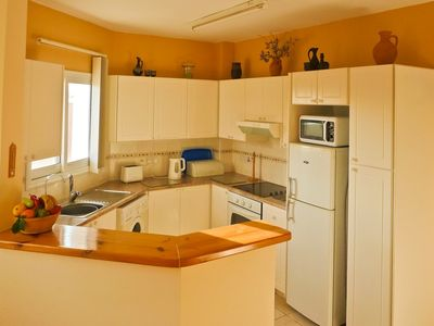 Kitchen area - 2-bedroomed apartment