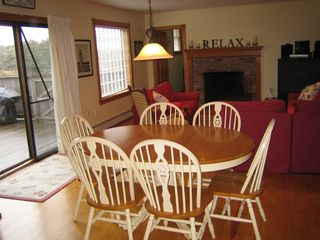 Miacomet Pond house photo - Family room view