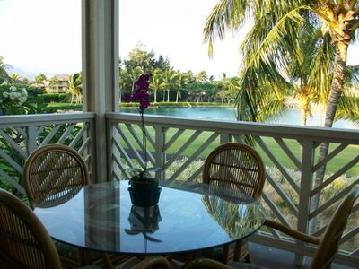 You just can't beat the Views and Relaxation from our N24 Lanai.