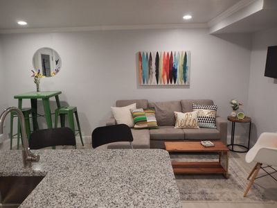 Private Apartment Conveniently located in Historic East Capitol Hill