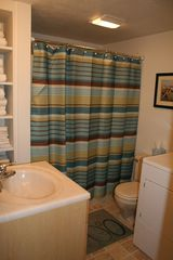 Bath with Washer/Dryer - Provincetown condo vacation rental photo