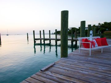 Dunmore Town house rental - Sunset Harbour Estate Private Dock