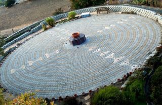 San Jose apartment photo - Labyrinth at Mystic Mountain