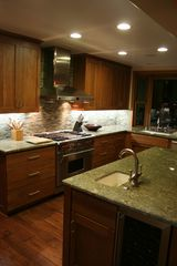 Solana Beach house photo - Fully equipped chef's kitchen.