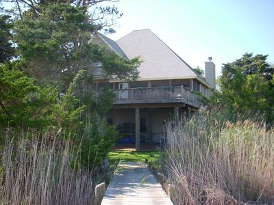 3 Acre Waterfront Home, Dock, 24/7 Boatable Water to Ocean & Barrier Islands