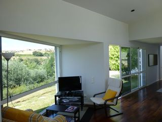 Mocarria villa photo - Living room with fantastic view