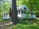 Exterior - Sebago Lake Basin cottage vacation rental photo