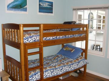 Bunk beds in the Kid's Room