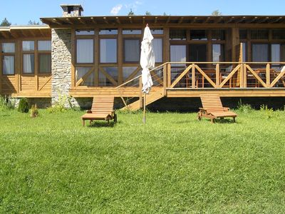 Enjoy the summer Chalet
