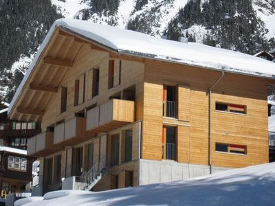 Wengen apartment rental - Chalet Roossi