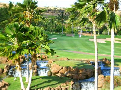 Beautiful Ko Olina Golf Course