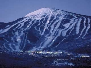 Carrabassett Valley condo photo - The Loaf at night