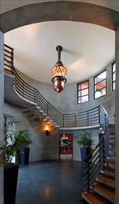 Dramatic Foyer to welcome you when you arrive
