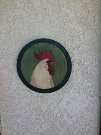 Plymouth cottage rental - Welcome to the Red Rooster!
