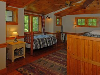 Moultonborough house photo - Bedroom