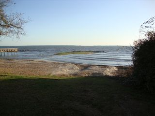 Port Royal villa photo - Here the tide is coming in with calm warm water to enjoy.