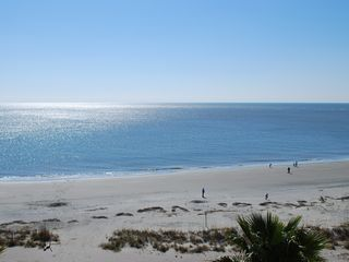 Wild Dunes condo photo - Gorgeous Ocean view from Balcony!