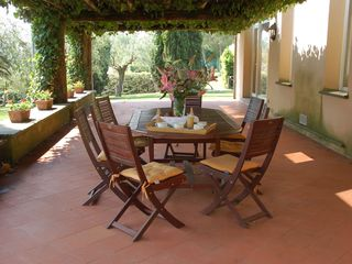 Rieti Province villa photo - Villa Mary - Dining outside