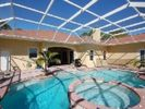 Pool and Lanai - Rotonda villa vacation rental photo