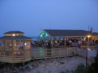 Surfside Beach condo photo - Cabana Bar & Dance Floor (party on the beach)