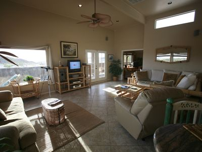 Mirage Living Area