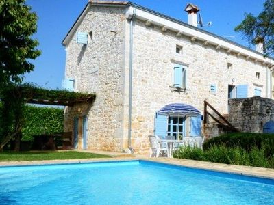 Beautifully restored stone House and Studio with Private Pool