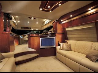 Aventura yacht photo - Little Castle Yacht - Salon